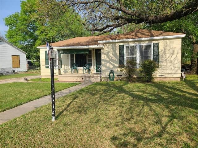 1820 Mill Street, Gainesville, TX 76240 (MLS #14559157) :: The Mauelshagen Group