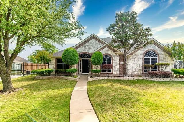2908 Saint Jude Drive, Mansfield, TX 76063 (MLS #14559173) :: Wood Real Estate Group