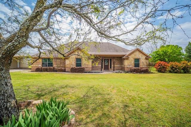121 Paradise Canyon Circle, Paradise, TX 76073 (MLS #14559178) :: The Mauelshagen Group