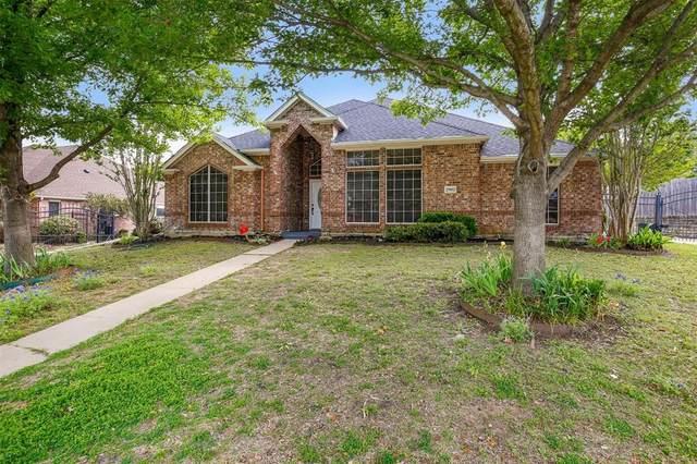 2902 Saint Charles Drive, Mansfield, TX 76063 (MLS #14559182) :: Wood Real Estate Group