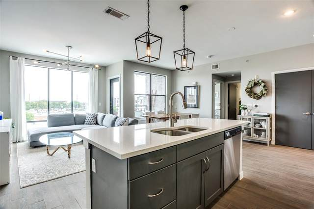 5609 Smu Boulevard #513, Dallas, TX 75206 (MLS #14559187) :: Results Property Group