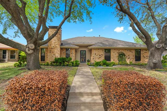 7605 Swiss Way, Rowlett, TX 75089 (MLS #14559211) :: The Mauelshagen Group