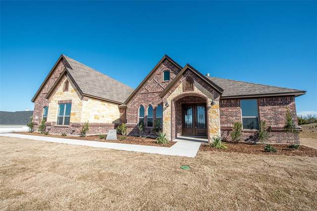 757 Thompson Road, Weatherford, TX 76087 (MLS #14559216) :: The Mitchell Group