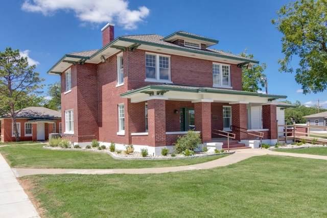802A Orange, Abilene, TX 79601 (#14559232) :: Homes By Lainie Real Estate Group