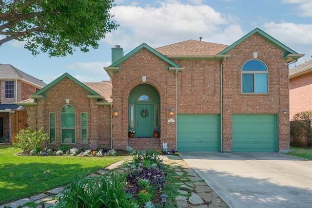 1120 Breezewood Drive, Lewisville, TX 75077 (MLS #14559243) :: Trinity Premier Properties
