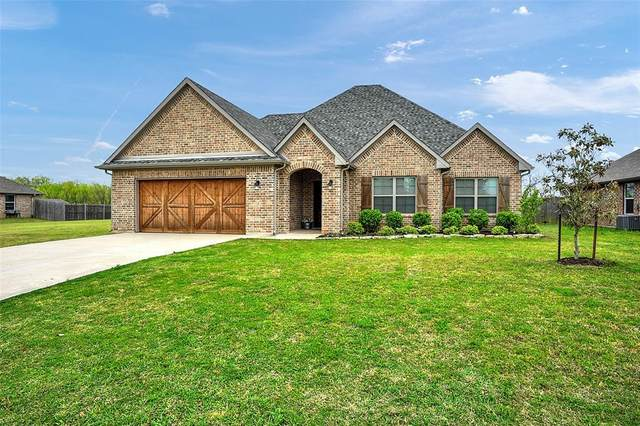 3401 Preston Club Drive, Sherman, TX 75092 (MLS #14559267) :: Wood Real Estate Group