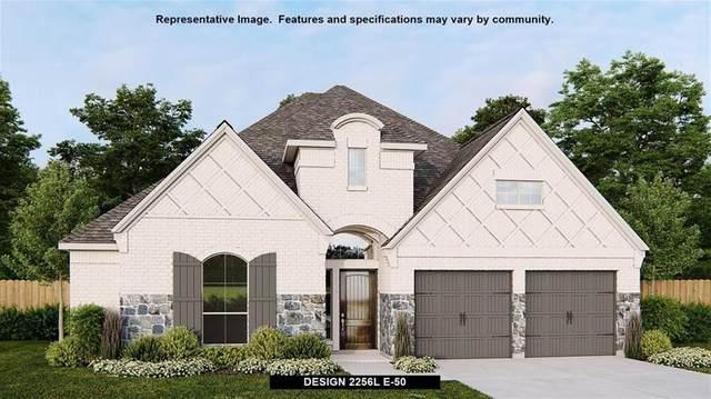 2250 Somercrest Place, Midlothian, TX 76065 (MLS #14559283) :: The Mauelshagen Group