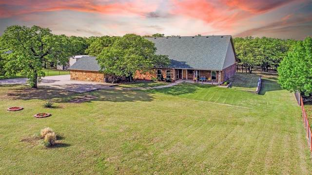 231 Harmony Road, Weatherford, TX 76087 (MLS #14559286) :: Real Estate By Design