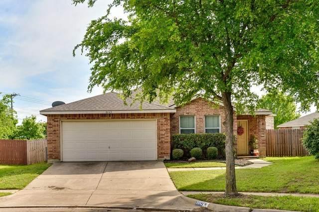 8442 Cotton Valley Lane, Arlington, TX 76002 (MLS #14559287) :: The Mitchell Group
