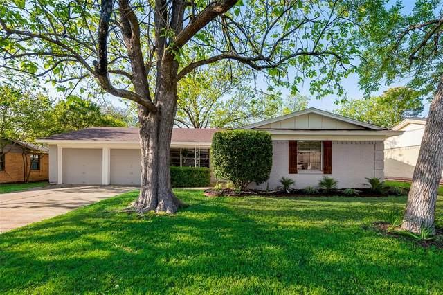 113 Roma Drive, Garland, TX 75041 (MLS #14559302) :: The Chad Smith Team