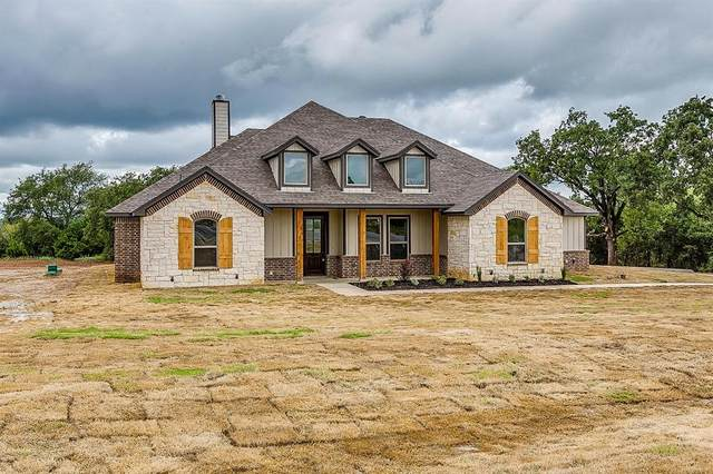 1025 Twin Oak Trail, Weatherford, TX 76085 (MLS #14559315) :: The Mitchell Group