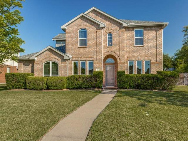2911 Beau Drive, Mesquite, TX 75181 (MLS #14559350) :: The Rhodes Team