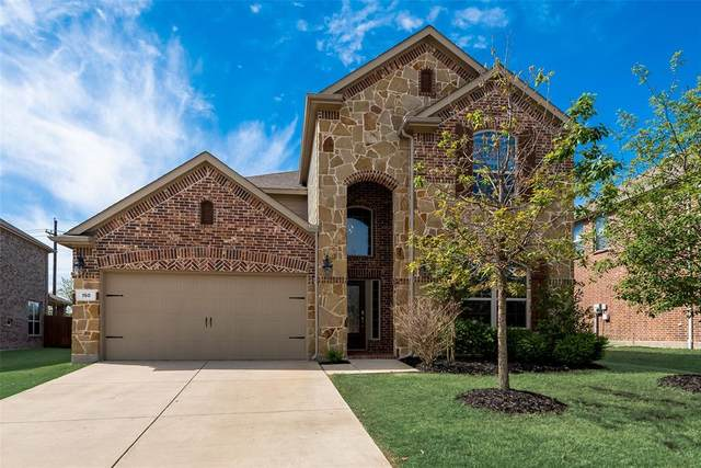 150 Balfour Drive, Fate, TX 75189 (MLS #14559352) :: The Mauelshagen Group