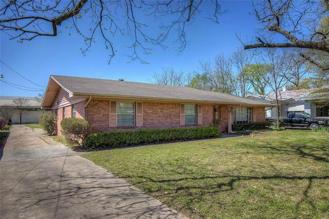 1705 Campbell Street, Commerce, TX 75428 (MLS #14559358) :: KW Commercial Dallas