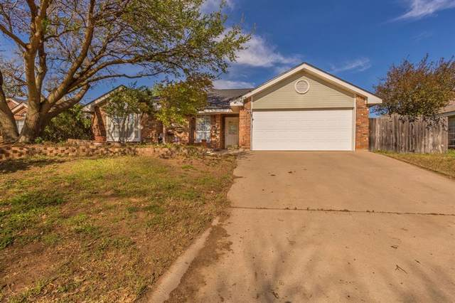 4410 Pamela Drive, Abilene, TX 79606 (MLS #14559379) :: The Mauelshagen Group