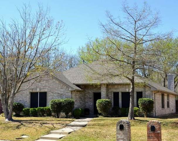 1911 Random Oaks Drive, Rockwall, TX 75087 (MLS #14559390) :: The Mauelshagen Group