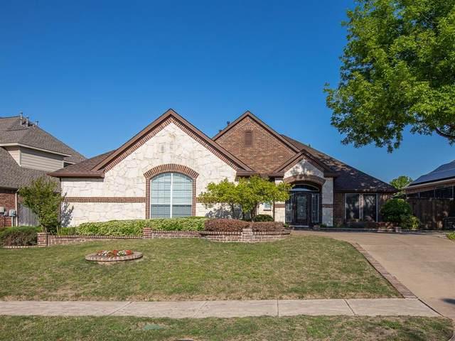 4317 Glenridge Drive, Rowlett, TX 75088 (MLS #14559397) :: The Chad Smith Team