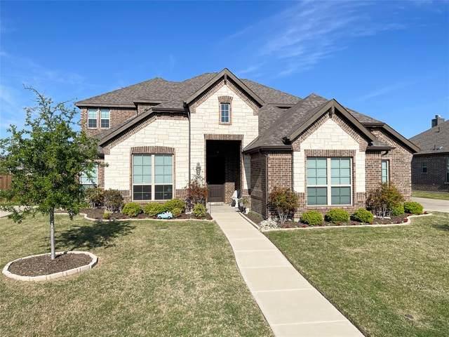 1105 Wheatland Terrace, Waxahachie, TX 75165 (MLS #14559404) :: The Chad Smith Team
