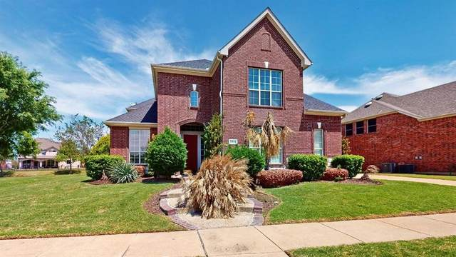3460 Continental Drive, Frisco, TX 75034 (MLS #14559409) :: The Daniel Team