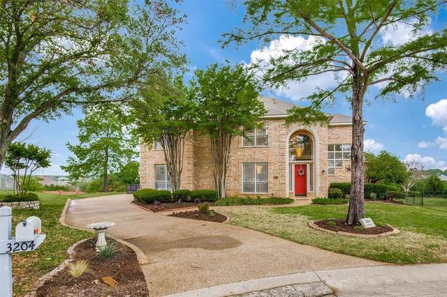 3204 Hilltop Court, Highland Village, TX 75077 (MLS #14559411) :: Team Tiller