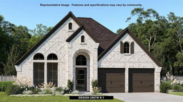 8817 Brandy Branch Trail W, Mckinney, TX 75071 (MLS #14559419) :: The Mauelshagen Group