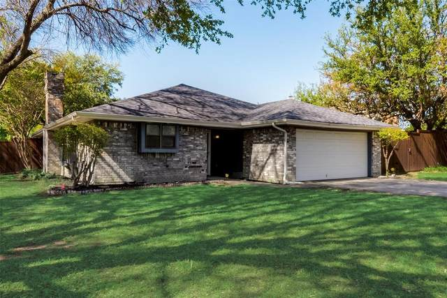 7900 Irish Drive, North Richland Hills, TX 76180 (MLS #14559438) :: VIVO Realty