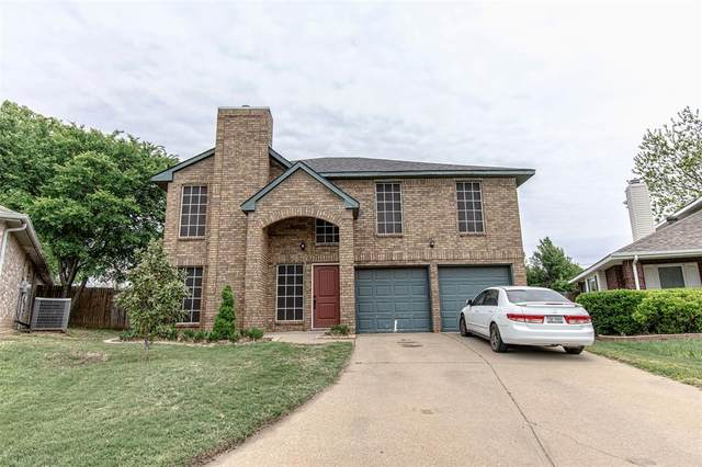 2916 Gatineau Court, Fort Worth, TX 76118 (MLS #14559449) :: Wood Real Estate Group