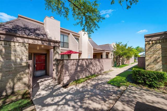 3045 Park Lane #1078, Dallas, TX 75220 (MLS #14559455) :: Trinity Premier Properties