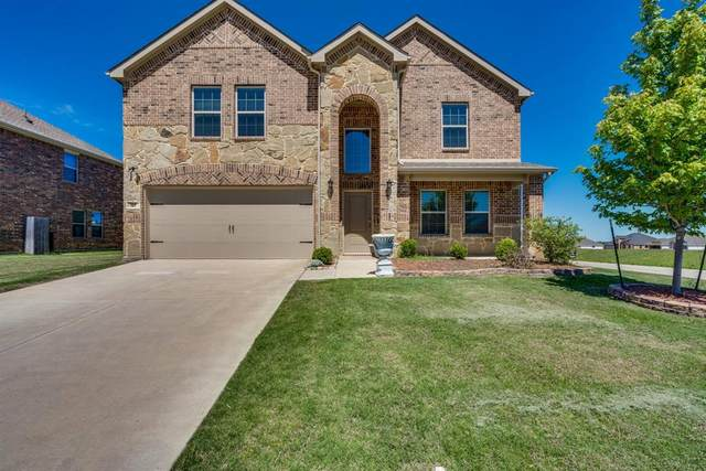 127 Rain Cloud Drive, Waxahachie, TX 75165 (#14559479) :: Homes By Lainie Real Estate Group