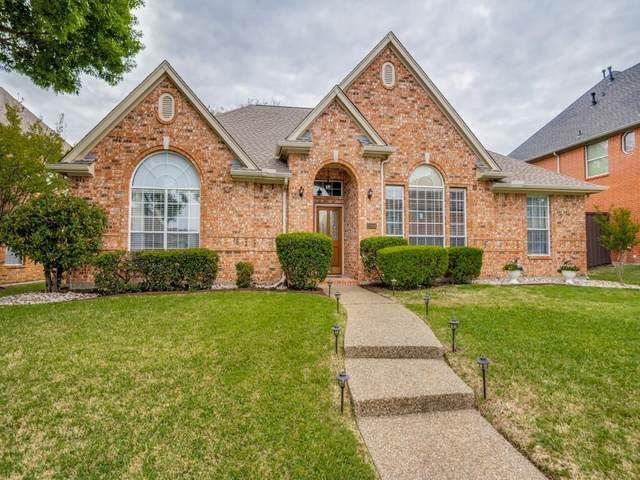 2504 Ashcroft Lane, Plano, TX 75025 (MLS #14559485) :: Wood Real Estate Group