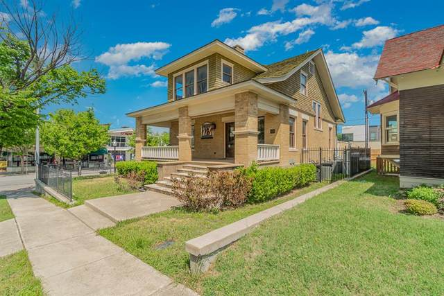 1301 Hurley Avenue, Fort Worth, TX 76104 (MLS #14559493) :: The Chad Smith Team