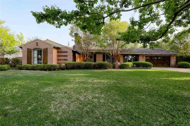 5714 Caruth Boulevard, Dallas, TX 75209 (MLS #14559494) :: RE/MAX Pinnacle Group REALTORS