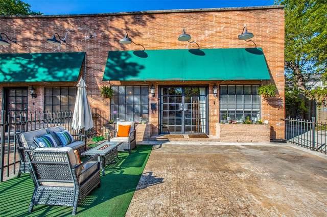 315 N Collett Avenue, Dallas, TX 75214 (MLS #14559545) :: The Mauelshagen Group