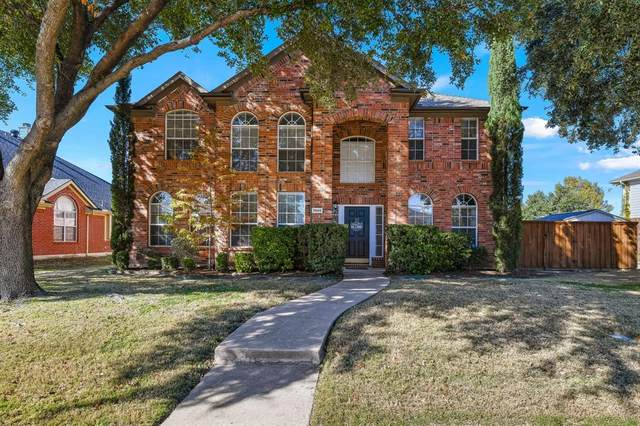 3945 Creekside, Carrollton, TX 75010 (MLS #14559549) :: The Mauelshagen Group