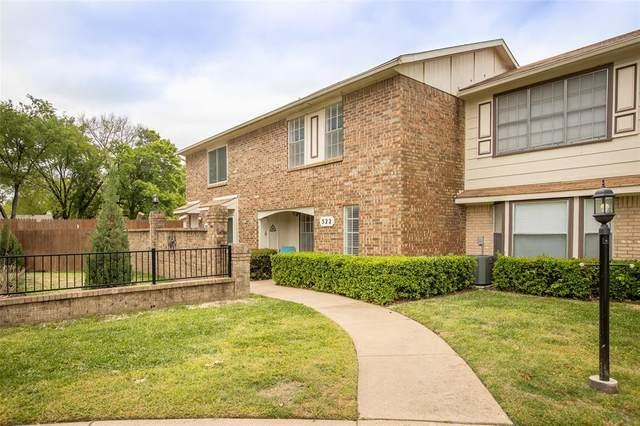 522 Pecan Acres Court, Arlington, TX 76013 (MLS #14559553) :: The Rhodes Team