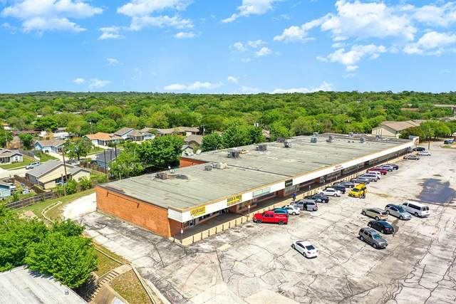 5405 E Lancaster Avenue, Fort Worth, TX 76112 (MLS #14559555) :: All Cities USA Realty