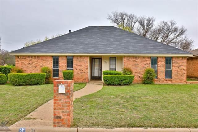 701 Tabard Trail, Abilene, TX 79602 (MLS #14559566) :: Wood Real Estate Group