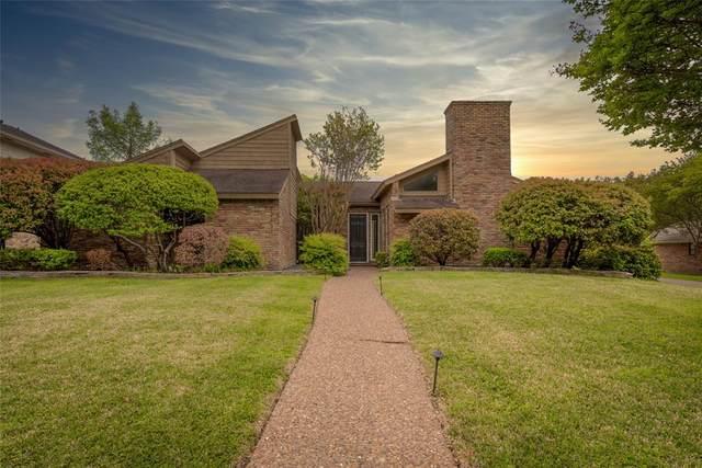 12137 Cross Creek Drive, Dallas, TX 75243 (MLS #14559570) :: The Chad Smith Team