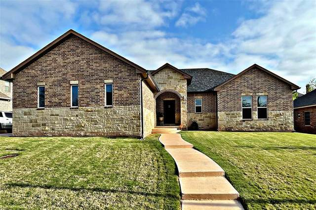 3542 Balboa Beach, Abilene, TX 79606 (MLS #14559577) :: The Mauelshagen Group