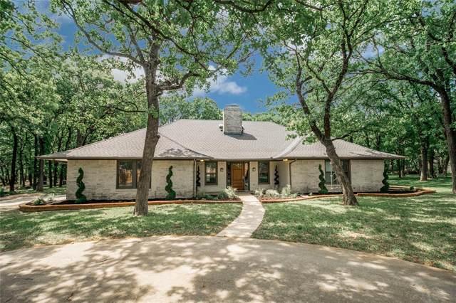 3351 Forest Glen Drive, Corinth, TX 76210 (MLS #14559599) :: Team Tiller