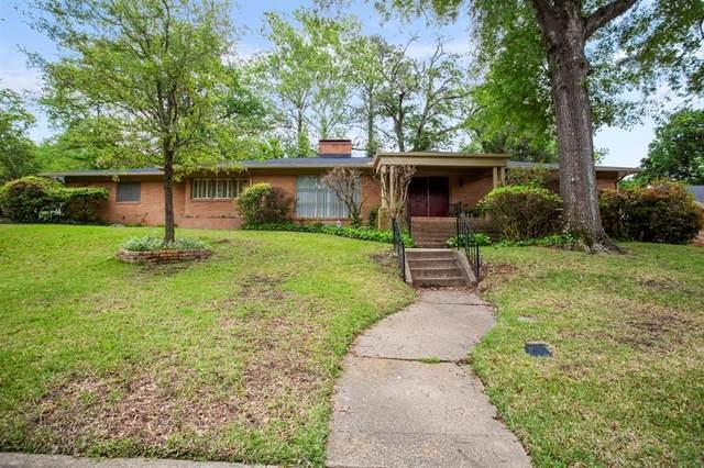 3242 Dinah Lane, Tyler, TX 75701 (MLS #14559623) :: Wood Real Estate Group