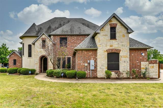 4312 Hennessy Court, Burleson, TX 76028 (MLS #14559627) :: The Mitchell Group