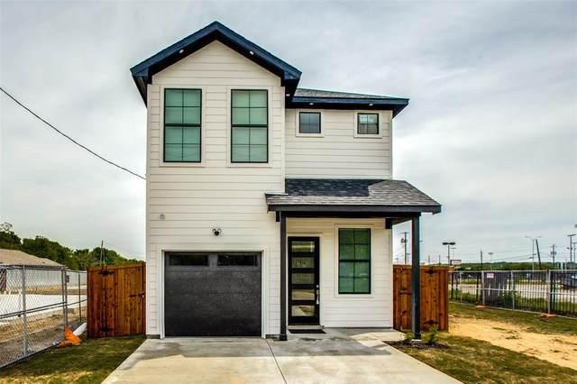 2050 Bickers Street, Dallas, TX 75212 (MLS #14559632) :: RE/MAX Landmark