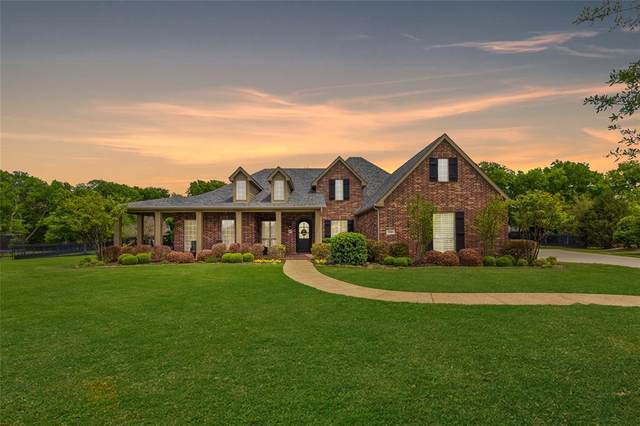 336 Darton Drive, Lucas, TX 75002 (MLS #14559652) :: Wood Real Estate Group