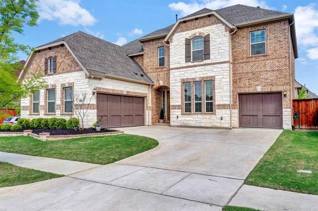 7212 Joshua Tree Trail, Mckinney, TX 75070 (MLS #14559659) :: Wood Real Estate Group