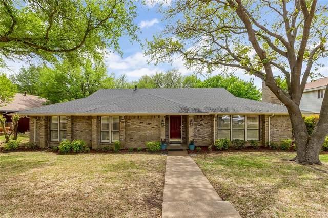 4304 Aliso Road, Plano, TX 75074 (MLS #14559662) :: The Mauelshagen Group