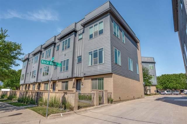 3010 Zenia Drive, Dallas, TX 75204 (MLS #14559665) :: The Hornburg Real Estate Group
