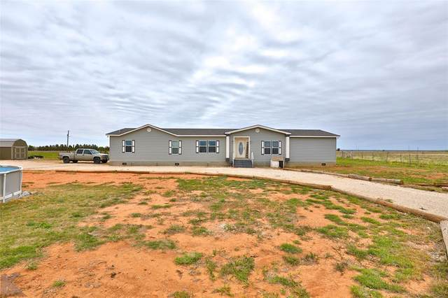 12168 Private Road 6054, Hawley, TX 79525 (MLS #14559670) :: The Kimberly Davis Group