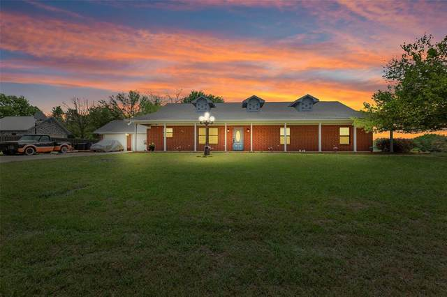 300 Northline Road, Teague, TX 75860 (MLS #14559686) :: The Chad Smith Team