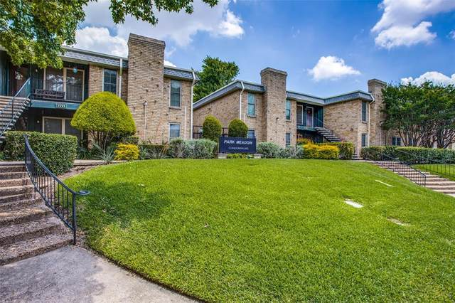7727 Meadow Park Drive #114, Dallas, TX 75230 (MLS #14559721) :: Trinity Premier Properties